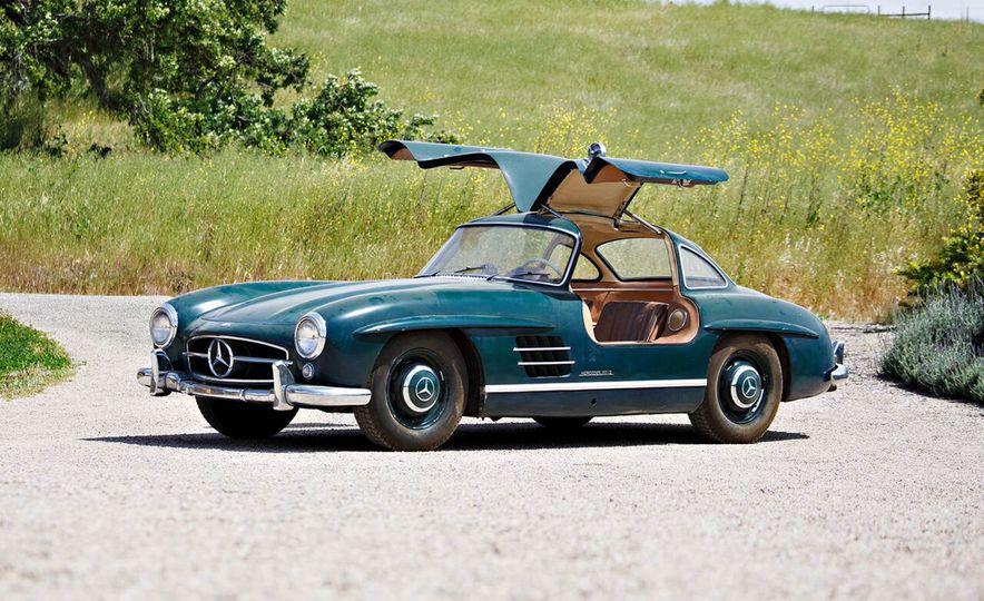 1955 Mercedes-Benz 300SL - Slide 1