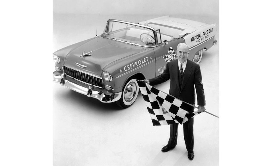 Leaders of the Pack: Our All-Time Favorite Indy 500 Pace Cars - Slide 10