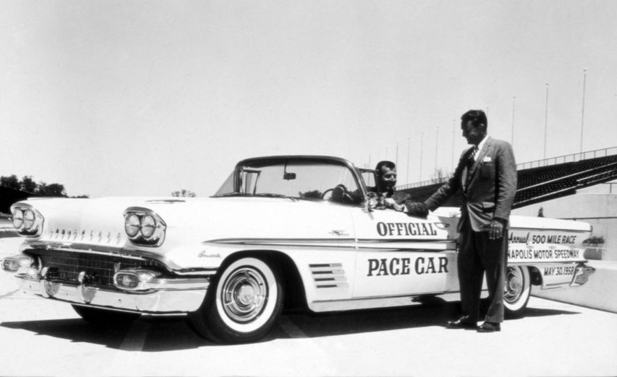 Leaders of the Pack: Our All-Time Favorite Indy 500 Pace Cars - Slide 11
