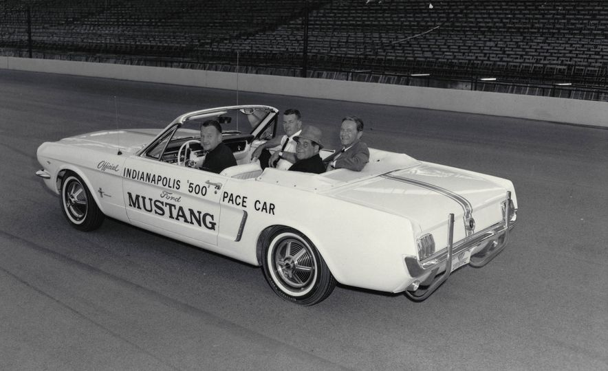 Leaders of the Pack: Our All-Time Favorite Indy 500 Pace Cars - Slide 12