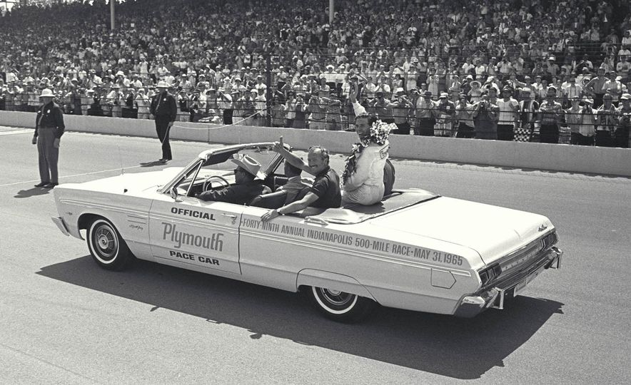 Leaders of the Pack: Our All-Time Favorite Indy 500 Pace Cars - Slide 13