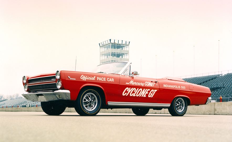 Leaders of the Pack: Our All-Time Favorite Indy 500 Pace Cars - Slide 14