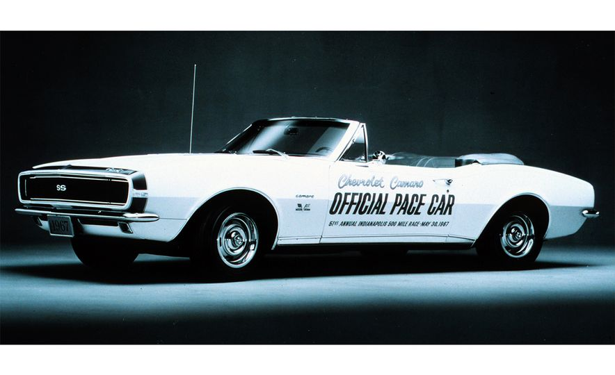 Leaders of the Pack: Our All-Time Favorite Indy 500 Pace Cars - Slide 15