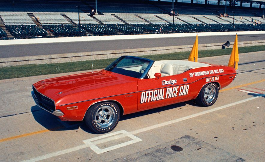 Leaders of the Pack: Our All-Time Favorite Indy 500 Pace Cars - Slide 17