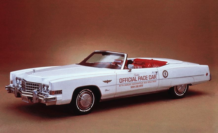 Leaders of the Pack: Our All-Time Favorite Indy 500 Pace Cars - Slide 18