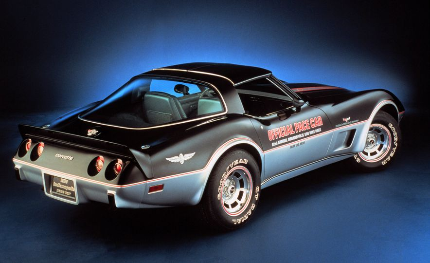 Leaders of the Pack: Our All-Time Favorite Indy 500 Pace Cars - Slide 19