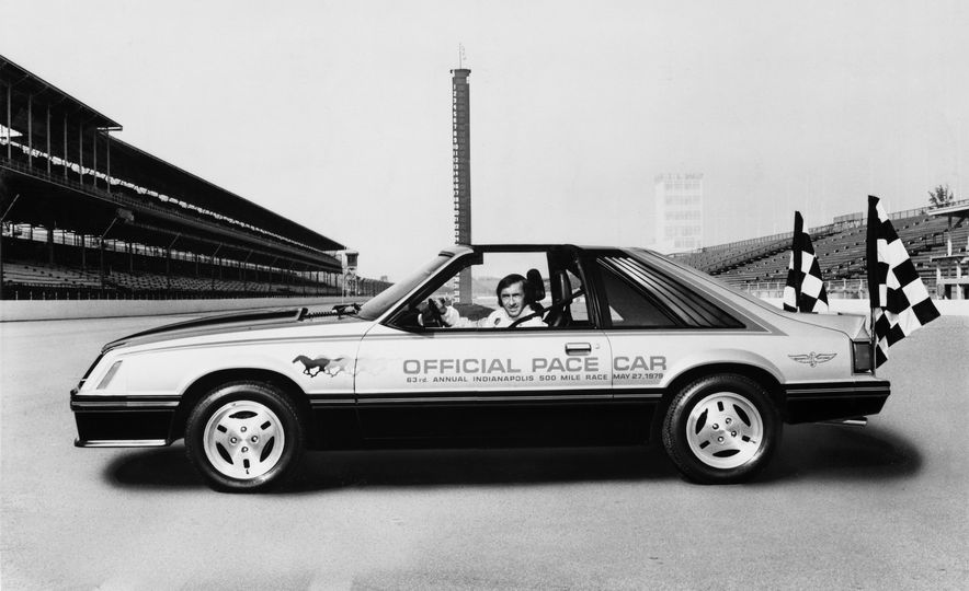 Leaders of the Pack: Our All-Time Favorite Indy 500 Pace Cars - Slide 20