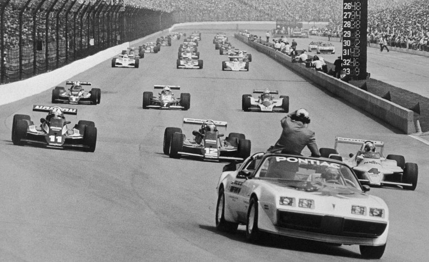 Leaders of the Pack: Our All-Time Favorite Indy 500 Pace Cars - Slide 1
