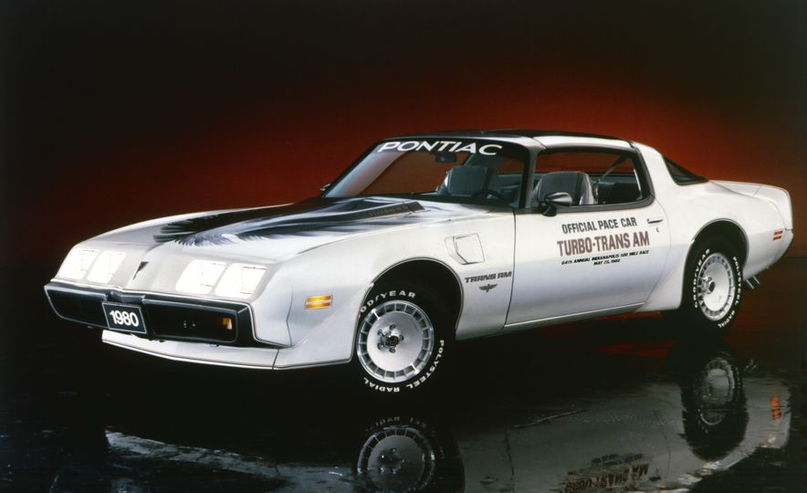 Leaders of the Pack: Our All-Time Favorite Indy 500 Pace Cars - Slide 21