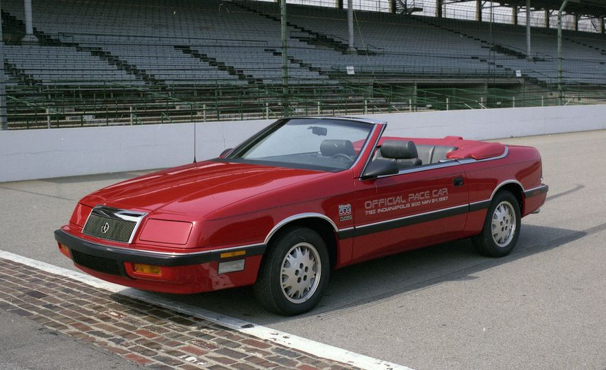 Leaders of the Pack: Our All-Time Favorite Indy 500 Pace Cars - Slide 24