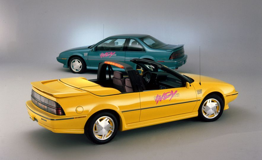 Leaders of the Pack: Our All-Time Favorite Indy 500 Pace Cars - Slide 25