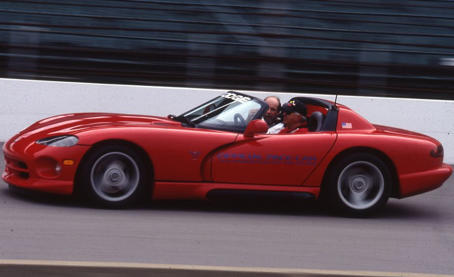 Leaders of the Pack: Our All-Time Favorite Indy 500 Pace Cars - Slide 26