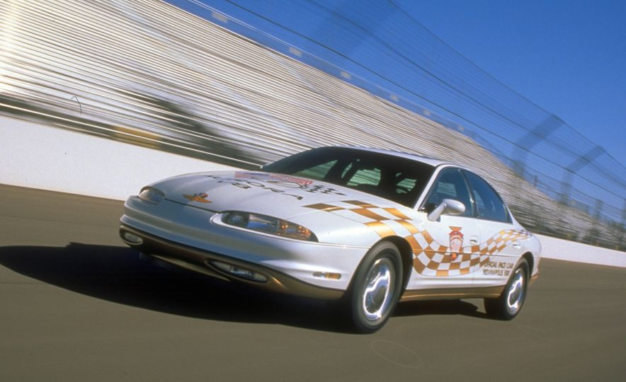Leaders of the Pack: Our All-Time Favorite Indy 500 Pace Cars - Slide 28