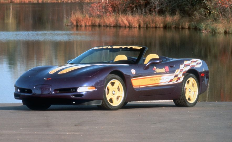 Leaders of the Pack: Our All-Time Favorite Indy 500 Pace Cars - Slide 29