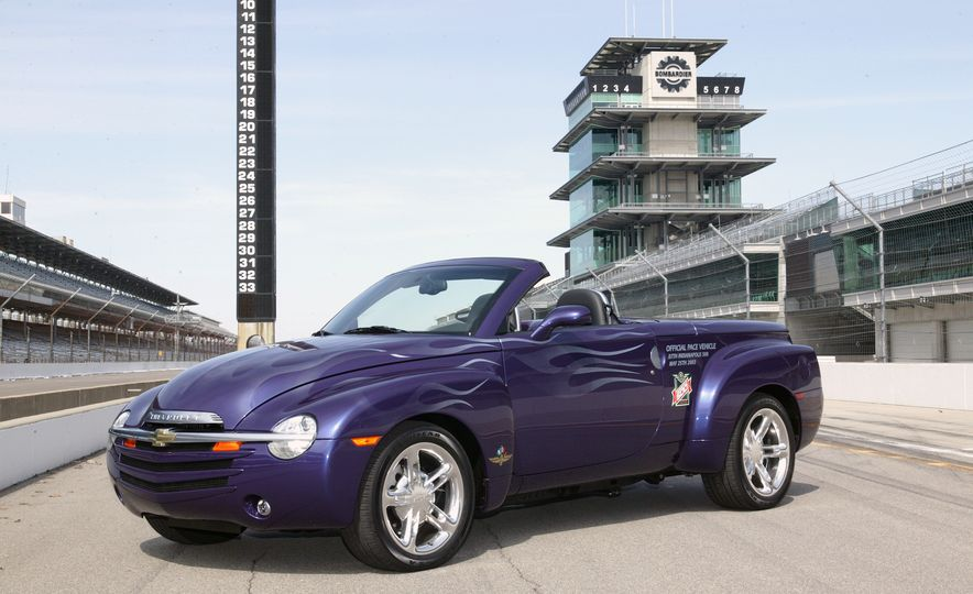 Leaders of the Pack: Our All-Time Favorite Indy 500 Pace Cars - Slide 31