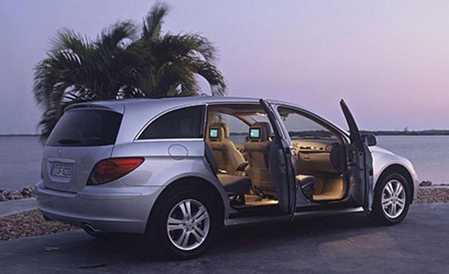 2007 Mercedes-Benz R63 AMG - Slide 5