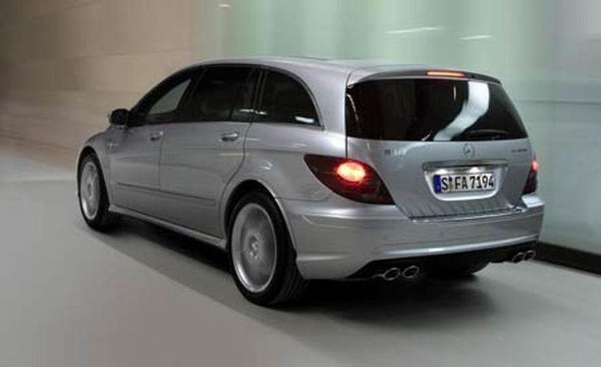 2007 Mercedes-Benz R63 AMG - Slide 3