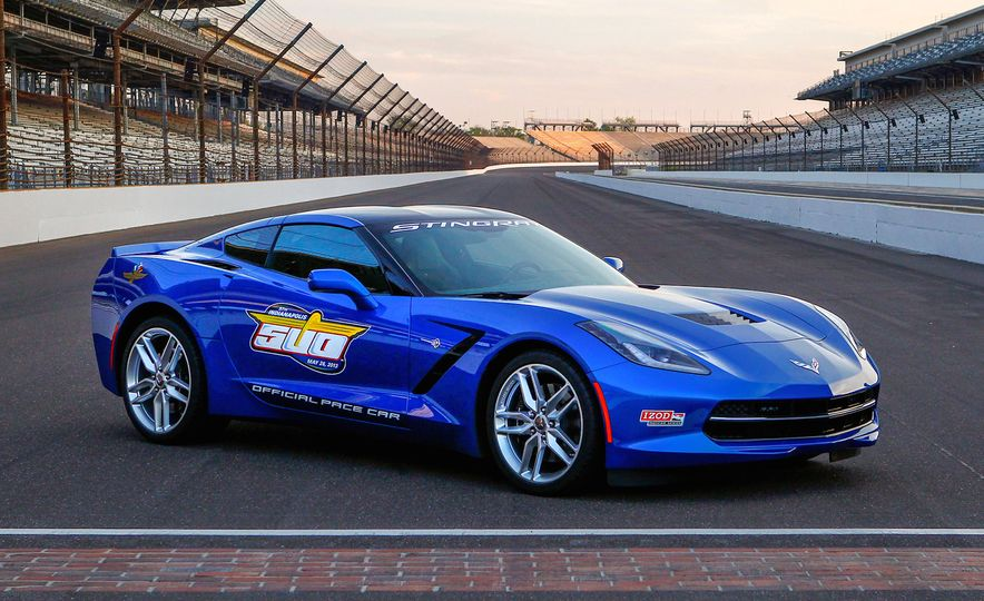 Leaders of the Pack: Our All-Time Favorite Indy 500 Pace Cars - Slide 32