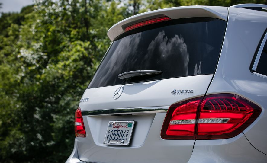 2016 Mercedes-Benz GLS450 - Slide 22