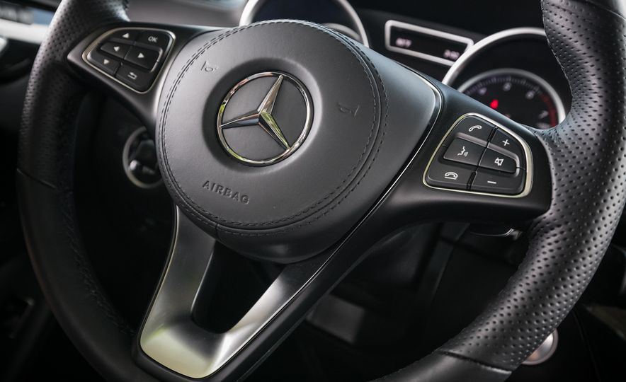 2016 Mercedes-Benz GLS450 - Slide 40