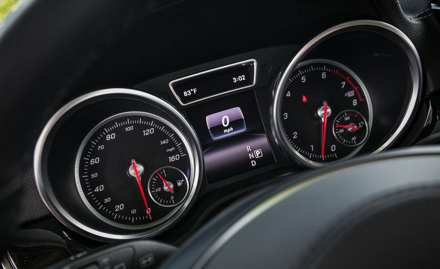 2016 Mercedes-Benz GLS450 - Slide 42