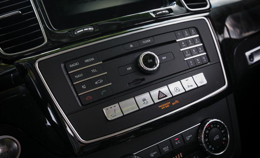 2016 Mercedes-Benz GLS450 - Slide 45