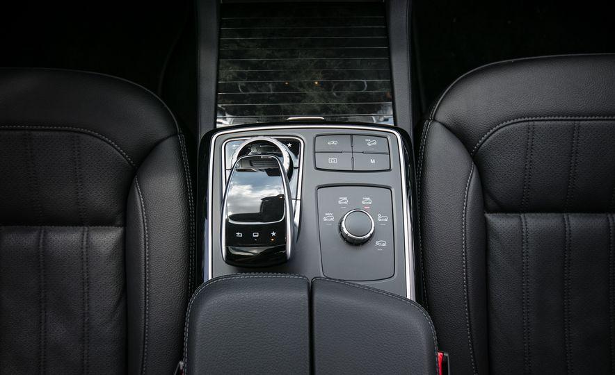 2016 Mercedes-Benz GLS450 - Slide 47