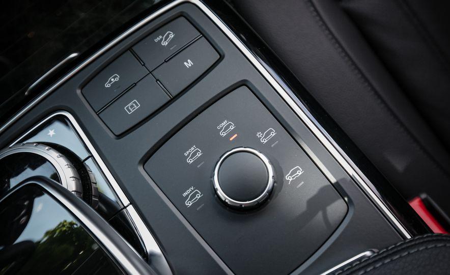 2016 Mercedes-Benz GLS450 - Slide 50
