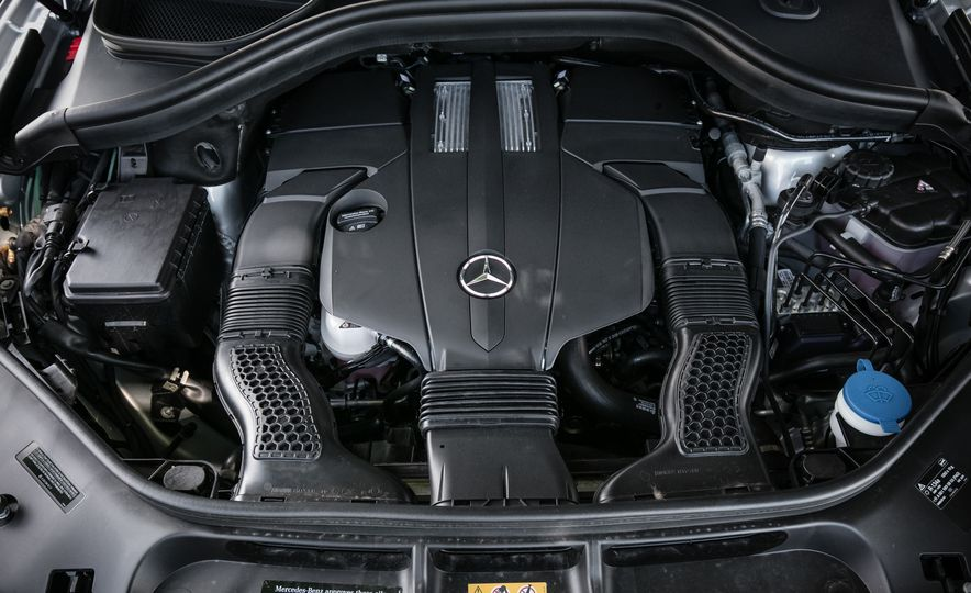 2016 Mercedes-Benz GLS450 - Slide 57