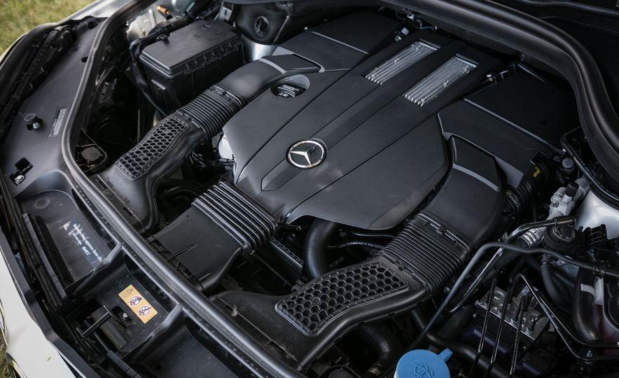 2016 Mercedes-Benz GLS450 - Slide 58