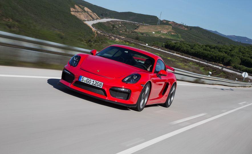 Porsche GT Boss Andreas Preuninger on the GT3, PDK vs. Manual, and His Love of Alcantara - Slide 22