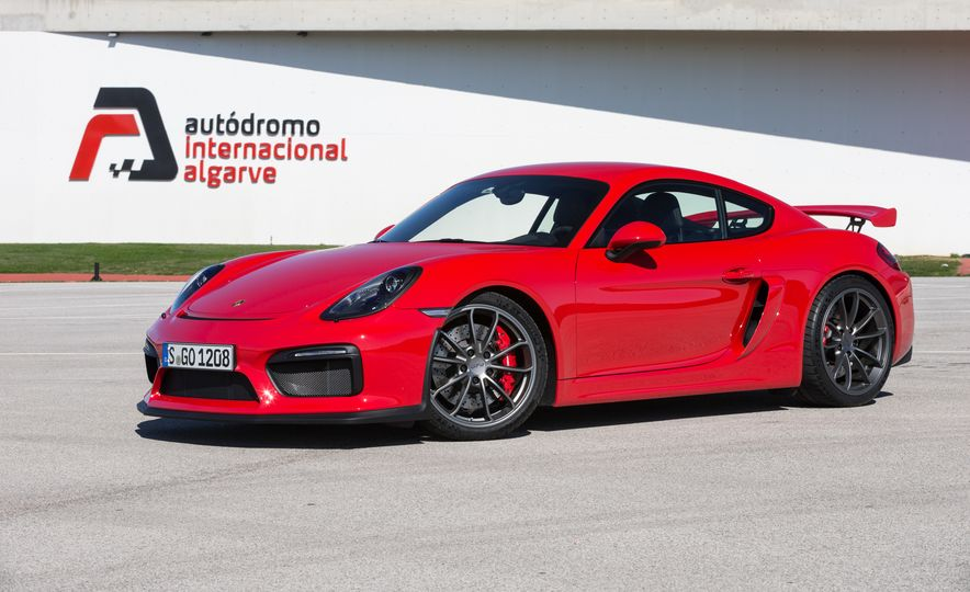 Porsche GT Boss Andreas Preuninger on the GT3, PDK vs. Manual, and His Love of Alcantara - Slide 25