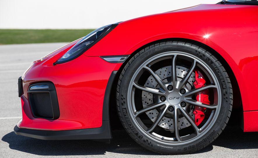 Porsche GT Boss Andreas Preuninger on the GT3, PDK vs. Manual, and His Love of Alcantara - Slide 27