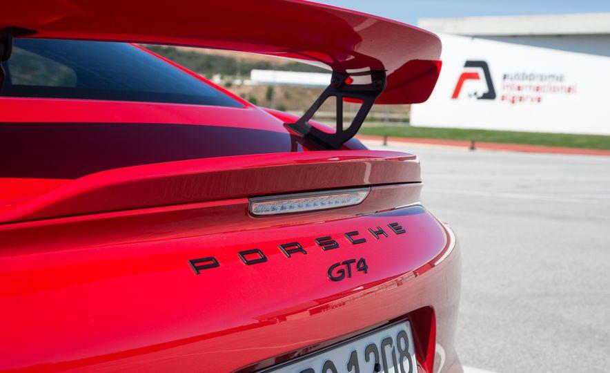 Porsche GT Boss Andreas Preuninger on the GT3, PDK vs. Manual, and His Love of Alcantara - Slide 29