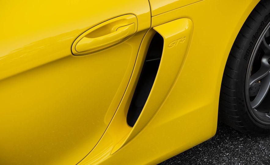 2016 Porsche Cayman GT4 - Slide 10