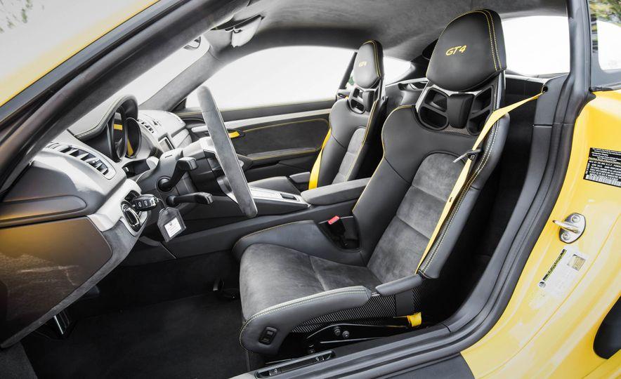 2016 Porsche Cayman GT4 - Slide 18