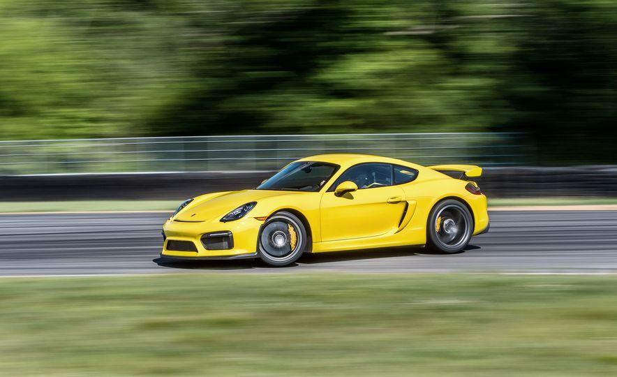 2016 Porsche Cayman GT4 - Slide 1