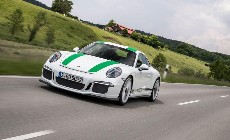 Porsche GT Boss Andreas Preuninger on the GT3, PDK vs. Manual, and His Love of Alcantara - Slide 1
