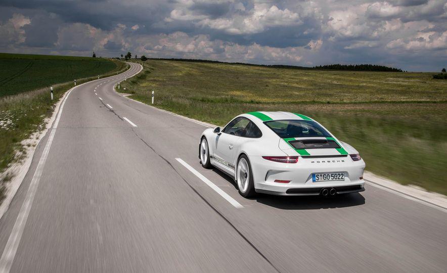 Porsche GT Boss Andreas Preuninger on the GT3, PDK vs. Manual, and His Love of Alcantara - Slide 3