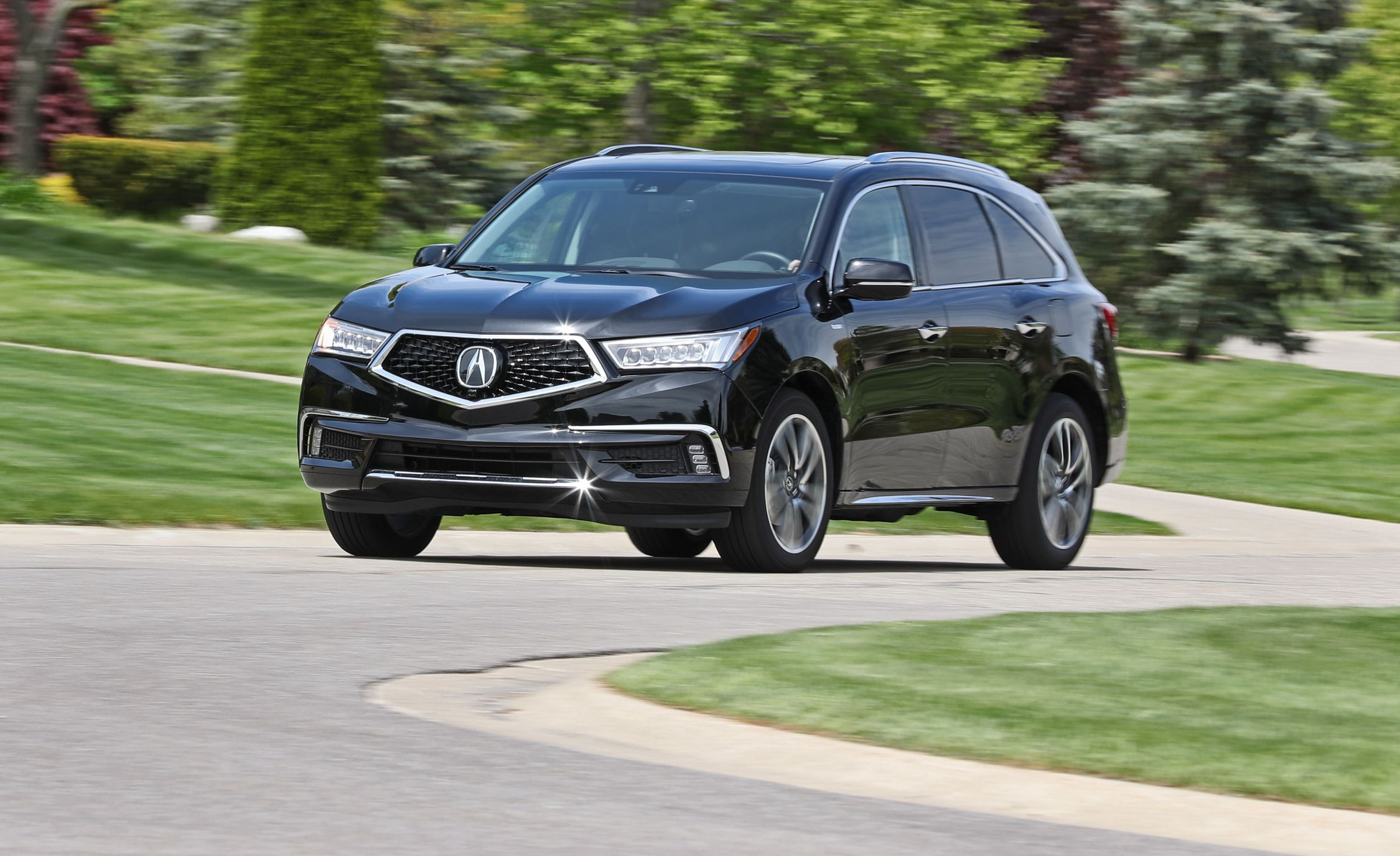 2019 Acura Mdx Reviews Price Photos And Specs Car 06 Volvo Xc90 Wiring Diagram Driver