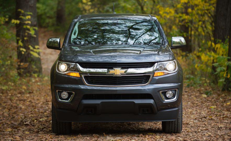 2017 Chevrolet Colorado - Slide 11