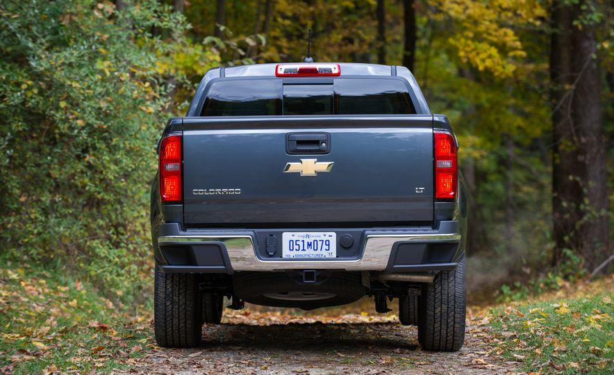 2017 Chevrolet Colorado - Slide 13
