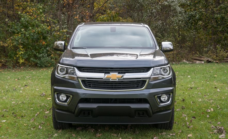 2017 Chevrolet Colorado - Slide 15