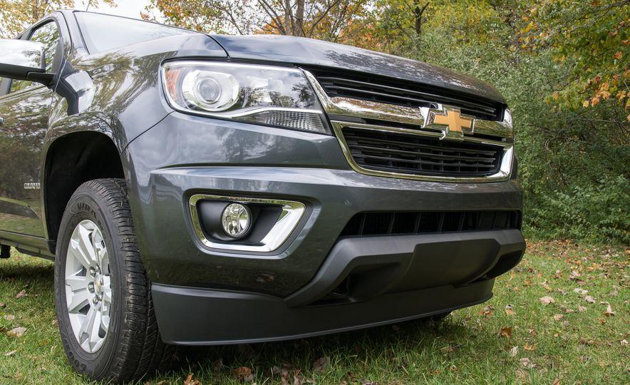 2017 Chevrolet Colorado - Slide 24