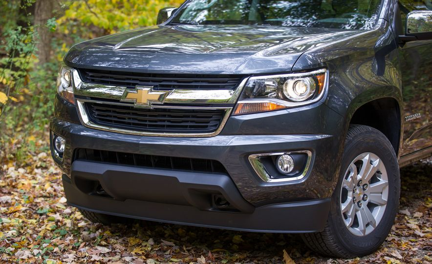 2017 Chevrolet Colorado - Slide 25
