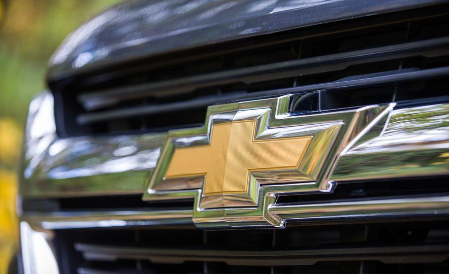 2017 Chevrolet Colorado - Slide 27