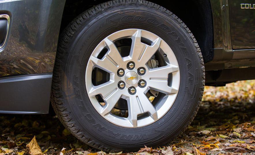 2017 Chevrolet Colorado - Slide 29