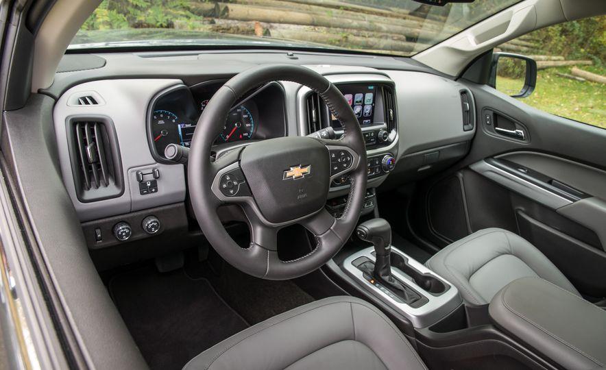 2017 Chevrolet Colorado - Slide 41