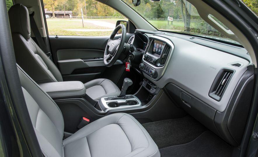 2017 Chevrolet Colorado - Slide 43