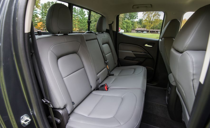 2017 Chevrolet Colorado - Slide 45